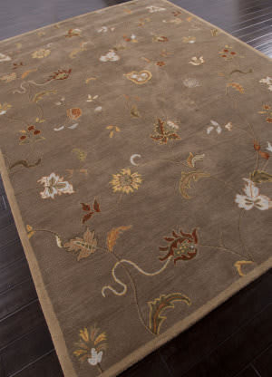 Addison And Banks Hand Tufted Abr0559 Taupe Area Rug