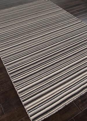 Addison And Banks Flat Weave Abr0616 Ebony Area Rug