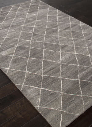 Addison And Banks Hand Tufted Abr1405 Charcoal Slate Area Rug