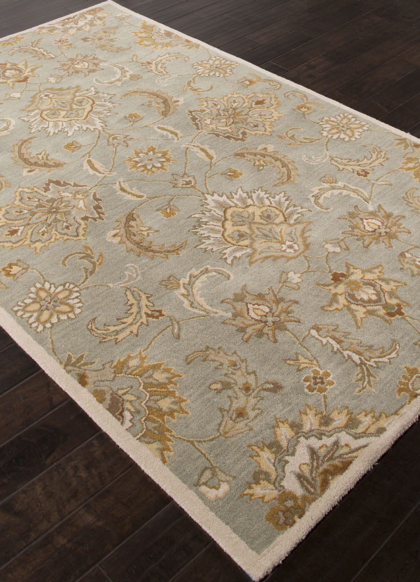 Addison And Banks Hand Tufted Abr1286 Ice Blue Rug Studio