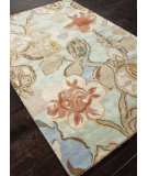 Addison And Banks Hand Tufted Abr0814 Aqua Foam Area Rug