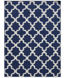 Addison And Banks Flatwoven Blue 5 x 8 Rug