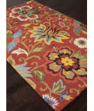Addison And Banks Hand Tufted Abr1050 Velvet Red Area Rug