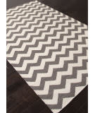 Addison And Banks Flat Weave Abr1255 Charcoal Gray Area Rug