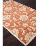 Addison And Banks Hand Tufted Abr1285 Orange Rust Area Rug