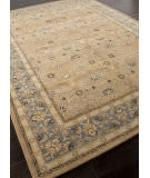 Addison And Banks Hand Tufted Abr0577 Tan/Blue Area Rug