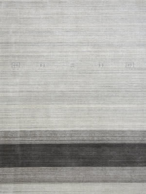 Amer Blend Bln-1 Light Gray Area Rug