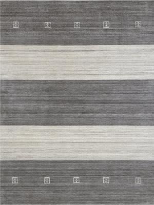 Amer Blend Bln-4 Ivory-Gray Area Rug