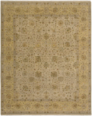 Amer Antiquity Uthina Soft Camel / Light Gold Area Rug