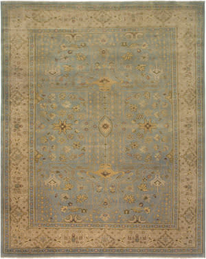 Rugstudio Sample Sale 67504R Light Blue Area Rug
