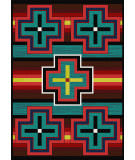 American Dakota Trader Rugs Bounty Multi Area Rug