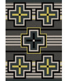 American Dakota Trader Rugs Bounty Gray Area Rug