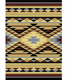 American Dakota Voices Sallisaw Blue Area Rug