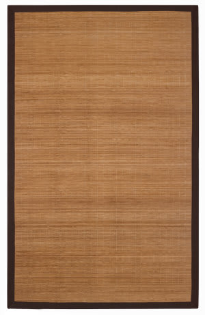 Anji Mountain Bamboo Villager Natural  Area Rug