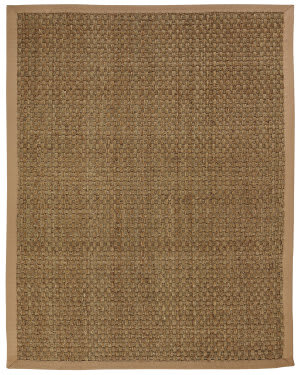 Anji Mountain Seagrass Moray  Area Rug