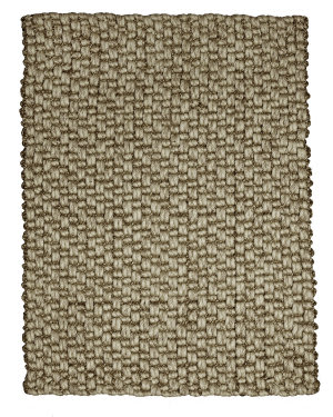Anji Mountain Jute/Wool Mumbai  Area Rug