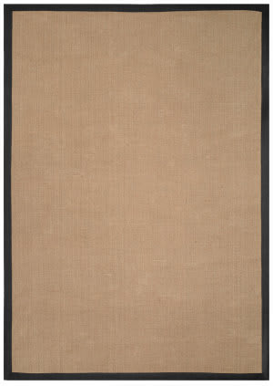 Anji Mountain Dover 142049 Beige - Black Area Rug