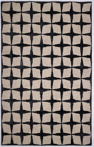 Anji Mountain Magnolia 142060 Gray Area Rug