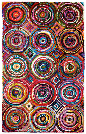 Anji Mountain Tangier Recycled Cotton  Area Rug