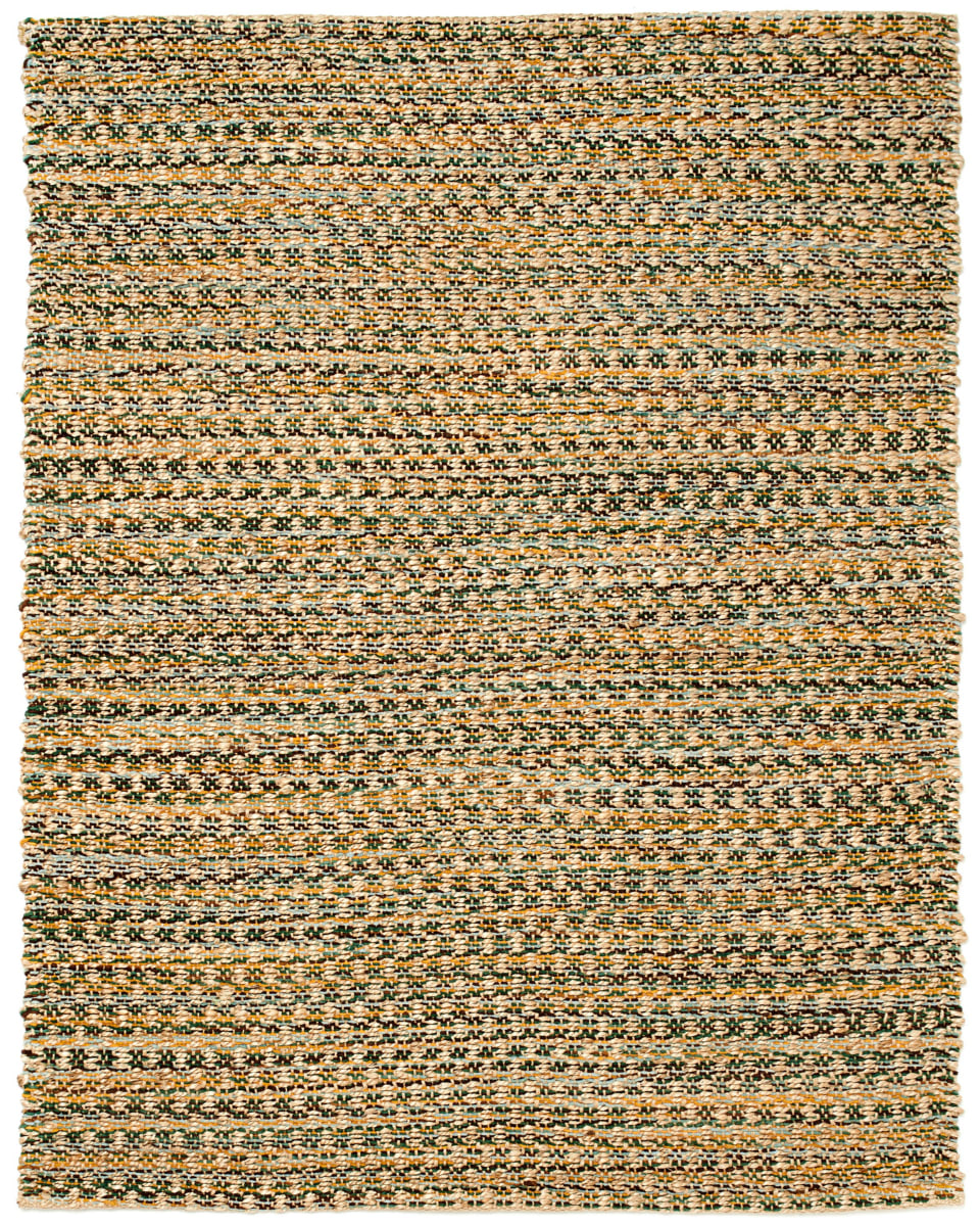 Anji Mountain Ilana Jute And Chenille Cotton Rug Studio