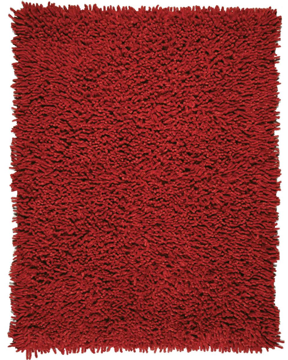 Anji Mountain Bamboo Shag Rugs Amb0652 Crimson Area Rug 42202