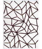 Anji Mountain Galicia 142051 Ivory - Brown Area Rug