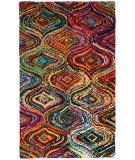 Anji Mountain Lantern Recycled Cotton  Area Rug