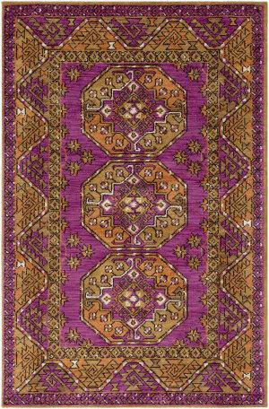 Surya Arabia Joelle Lavender - Gold Area Rug