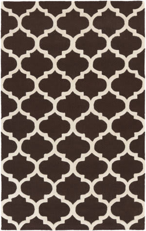 Surya Pollack Stella Brown/White Area Rug