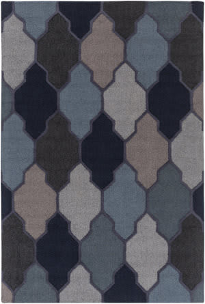 Surya Pollack Morgan Blue Multi Area Rug