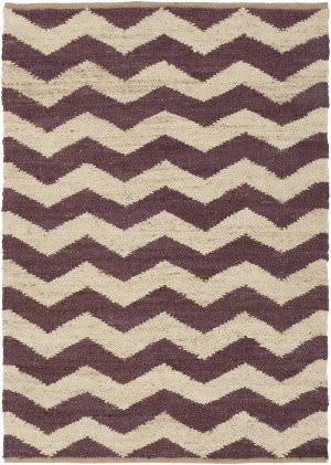 Surya Portico Sadie Purple/Beige Area Rug