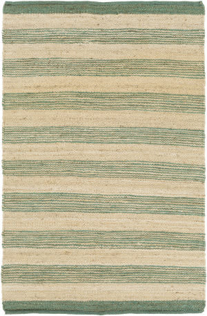 Surya Portico Lexie Teal - Natural Area Rug