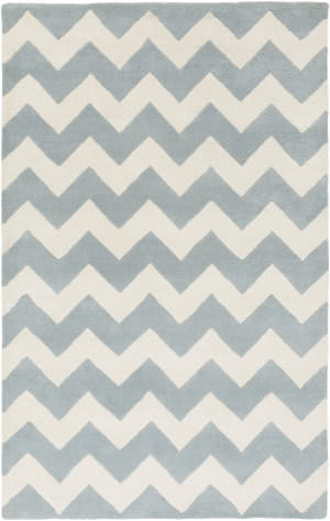 Surya Transit Penelope Light Blue/Ivory Area Rug