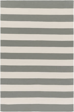 Surya City Park Lauren Grey - Ivory Area Rug