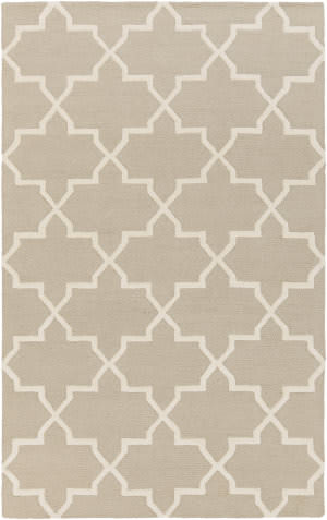 Surya Pollack Keely Grey/White Area Rug