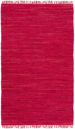 Surya Easy Home Delaney Red Area Rug