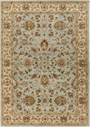Surya Middleton Charlotte Light Blue/Gold Area Rug