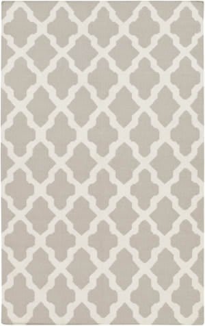 Surya York Olivia Charcoal/White Area Rug