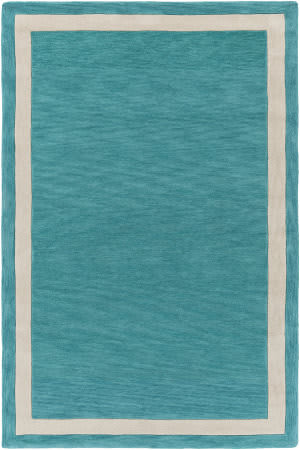 Surya Holden Blair Teal - Ivory Area Rug