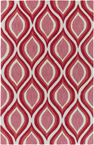 Surya Holden Lucy Coral Multi Area Rug