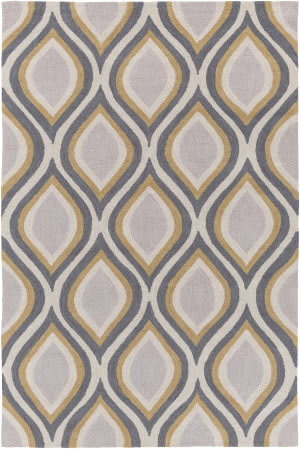 Surya Holden Lucy Grey Multi Area Rug