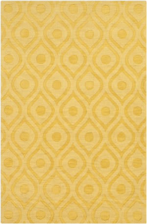 Surya Central Park Zara Yellow Area Rug