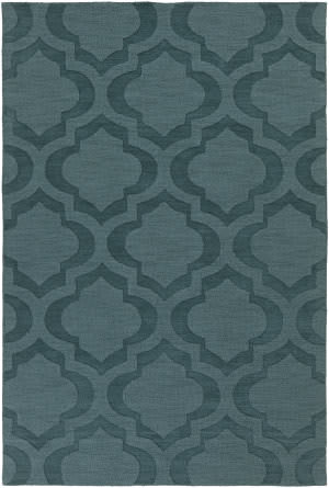 Surya Central Park Kate Teal Area Rug