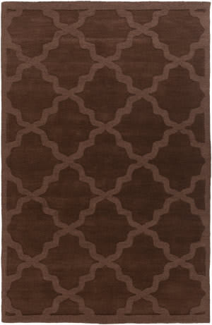 Surya Central Park Abbey Brown Area Rug