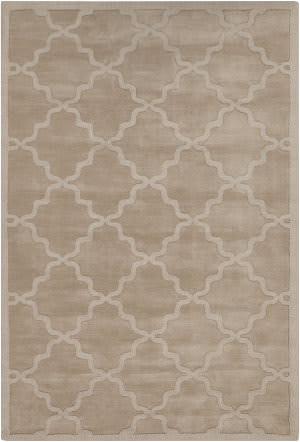 Surya Central Park Abbey Tan Area Rug