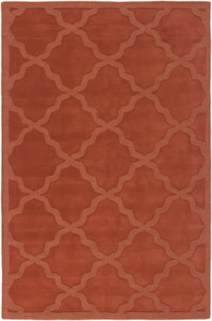 Surya Central Park Abbey Rust Area Rug