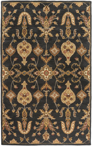 Surya Middleton Grace Black Area Rug