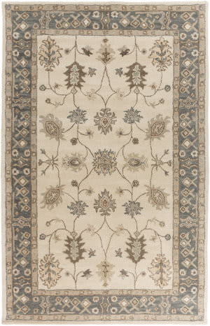 Surya Middleton Lily Grey/Ivory Area Rug