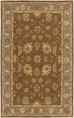 Surya Middleton Emerson Brown/Light Blue Area Rug