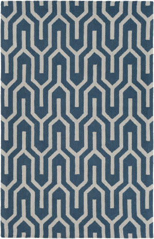 Surya Impression Mandy Blue - Ivory Area Rug